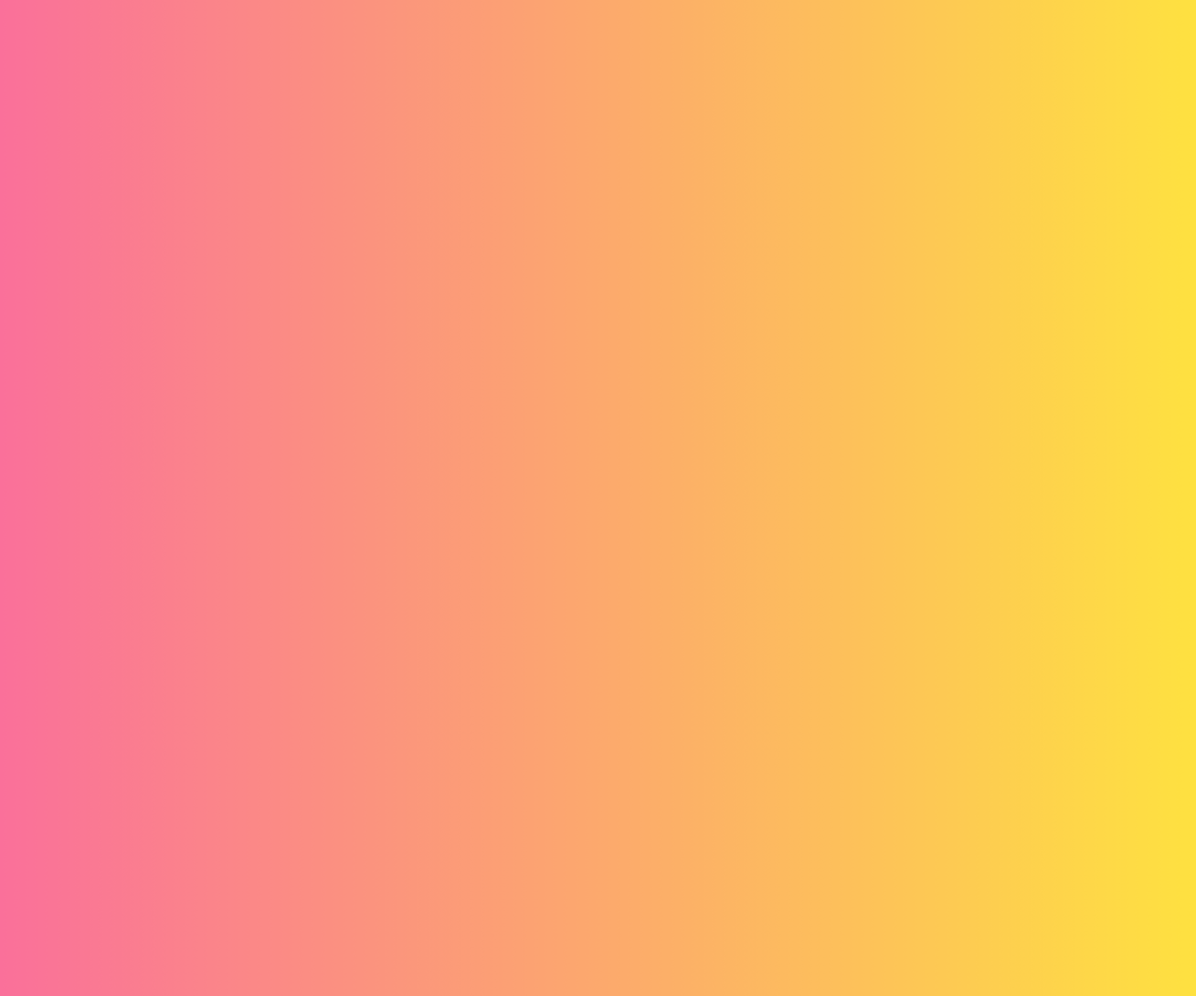 pink and yellow hot pink to yellow by ohsnapjenny on
